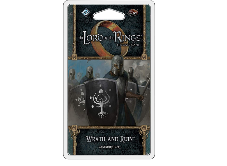 LOTR LCG: Expansion 60 - Wrath and Ruin Adventure
