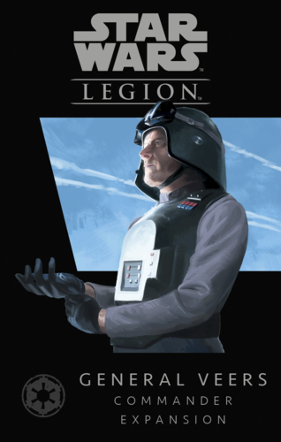 Star Wars: Legion - Galactic Empire - General Veers Commander