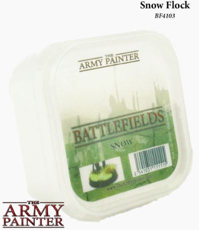 The Army Painter: Supplies - Essential - Snow Scatter
