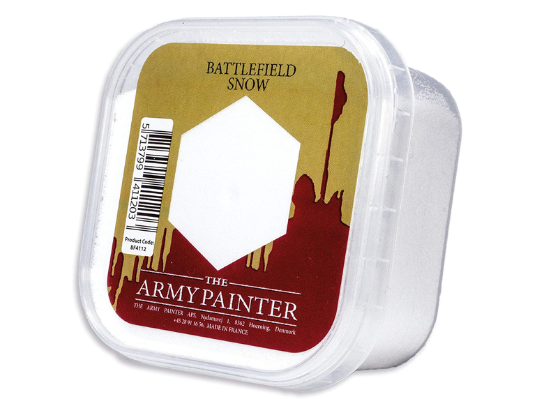 The Army Painter: Supplies - Essential - Battlefield Snow
