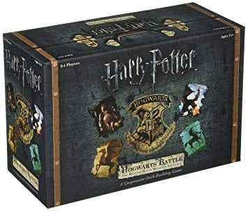 Harry Potter: Hogwarts Battle DBG - The Monster Box of Monsters