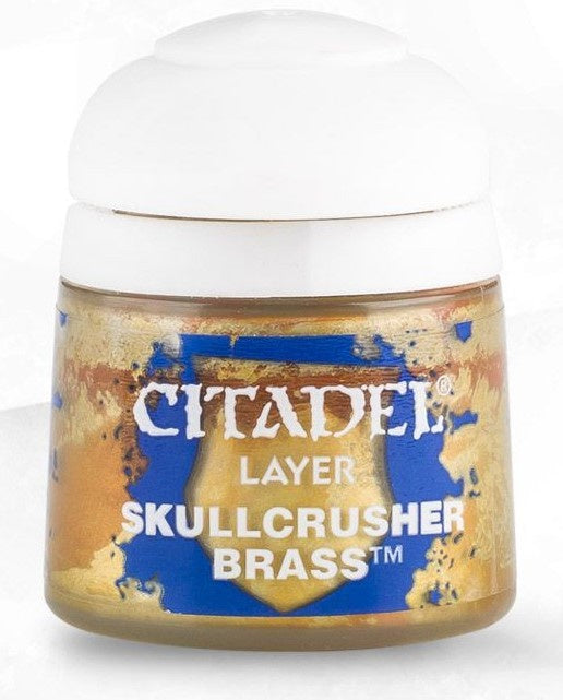 Citadel: Layer - Skullcrusher Brass