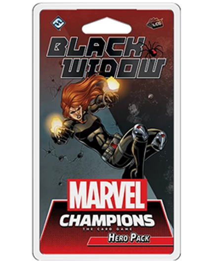 Marvel LCG: Hero Pack 04 - Black Widow