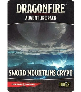 D&D: Dragonfire DBG - Adventures - Sword Mountains Crypt