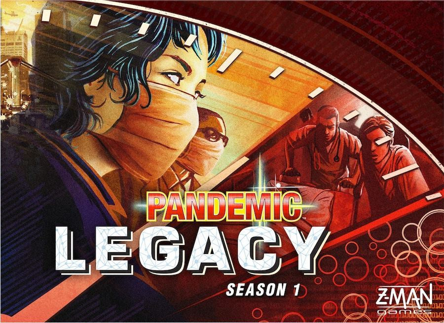 Pandemic: Legacy Season 1 (Red)