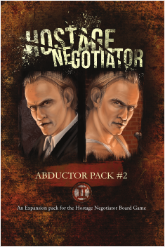 Hostage Negotiator - Abductor Pack 2