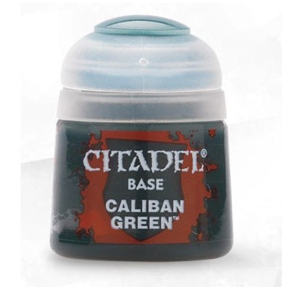 Citadel: Base Paints, Caliban Green (صبغ المجسمات)