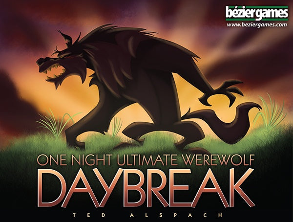 One Night Ultimate Werewolf: Daybreak  (اللعبة الأساسية)