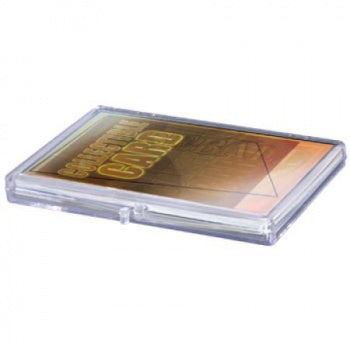 Deck Box: Ultra PRO - Hinged Card Storage (15 ct)