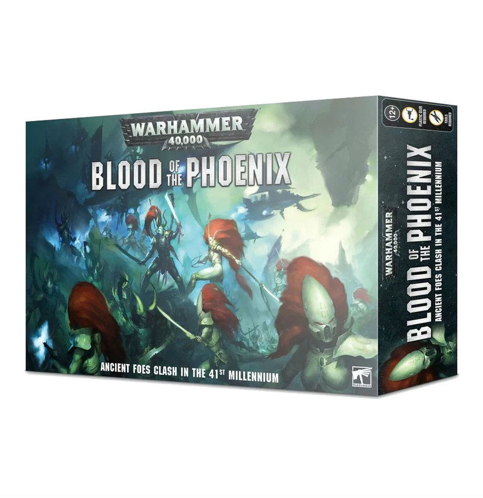 WH 40K: Blood of the Phoenix