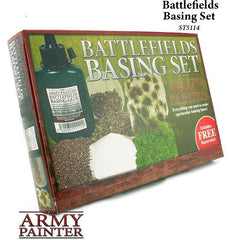 The Army Painter: Supplies - Battlefields Basing Set