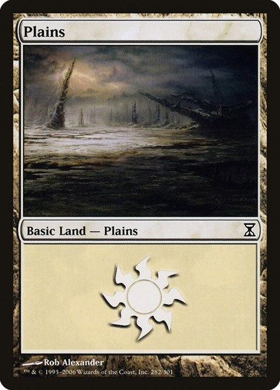 Plains [Time Spiral]