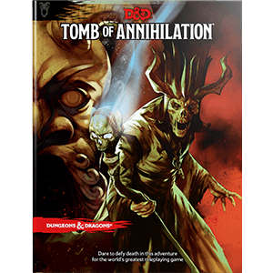 D&D RPG: Tomb of Annihilation