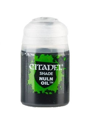 Citadel: Shade Paints, Nuln Oil