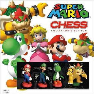 Chess: Super Mario Bros