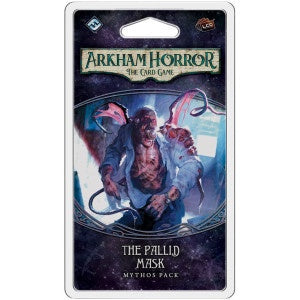 Arkham Horror (LCG) - Pack 14: The Pallid Mask