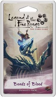 L5R LCG - Pack 19: Bonds of Blood