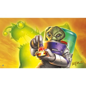 Keyforge - Martian Madness Playmat