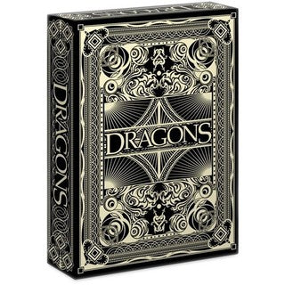 Playing Cards: GFG - Dragons