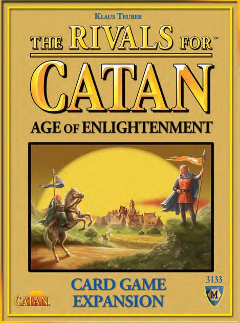 Rivals for Catan: Age of Enlightenment (Revised)