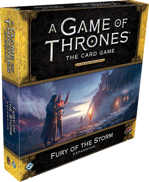 GOT: LCG (2nd Ed): Pack 51 - Fury of the Storm