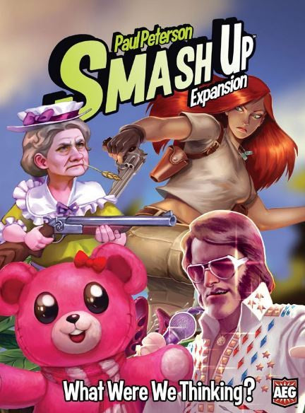 Smash Up - What Were We Thinking