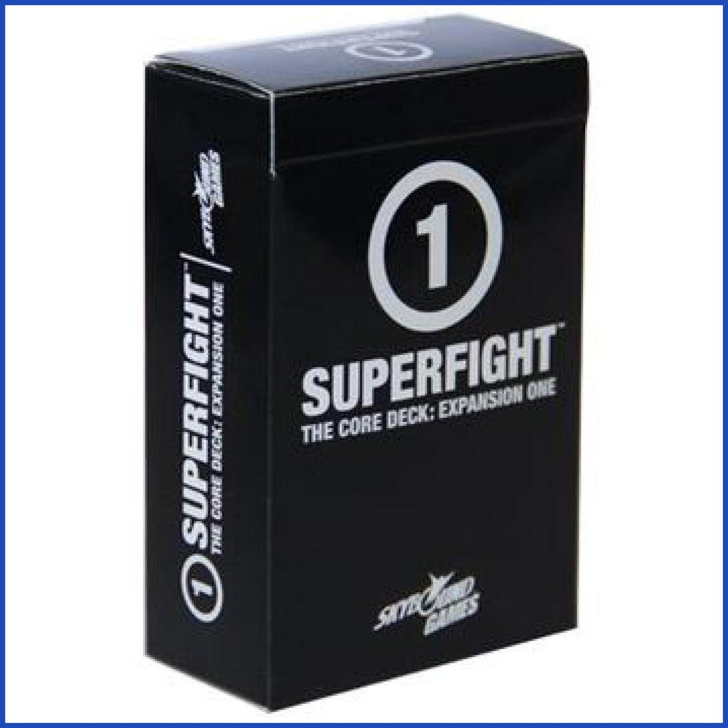 SUPERFIGHT - Core Expansion 1