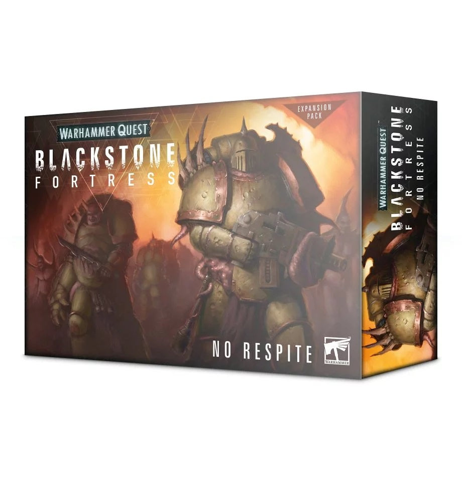 WH Quest: Blackstone Fortress - No respite
