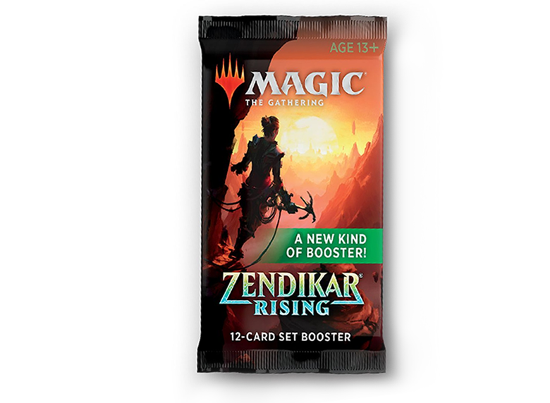 MTG: Zendikar Rising [Set Booster]
