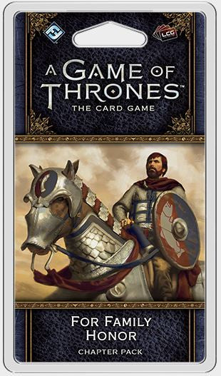 GOT LCG (2nd Ed): Expansion 10 - For Family Honour