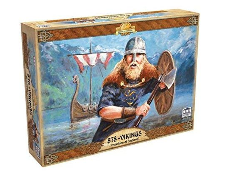 878 Vikings: Invasion of England (2nd Ed.)
