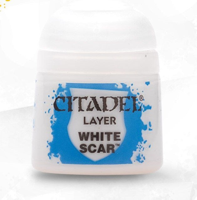Citadel: Layer Paints, White Scar