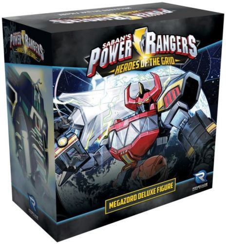 Power Rangers: Heroes of the Grid - Megazord Deluxe Figure
