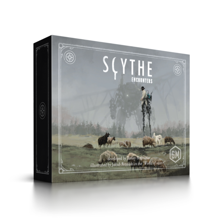 Scythe - Encounter Cards