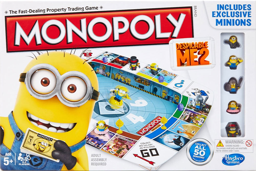 Monopoly: Despicable Me 2
