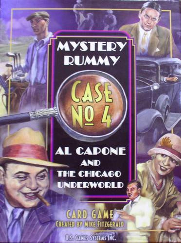 Mystery Rummy Case 4: Al Capone & Chicago  (اللعبة الأساسية)