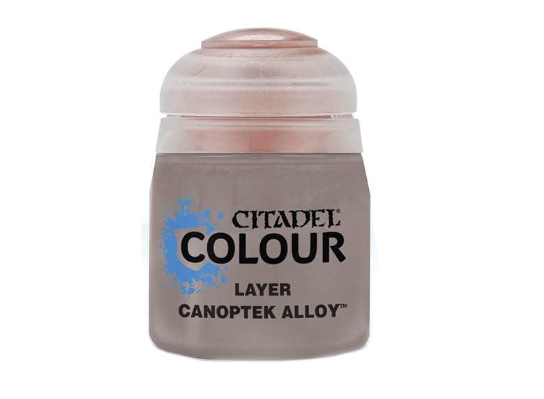 Citadel: Layer Paints, Canoptek Alloy