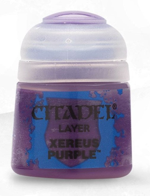Citadel: Layer Paints, Xereus Purple