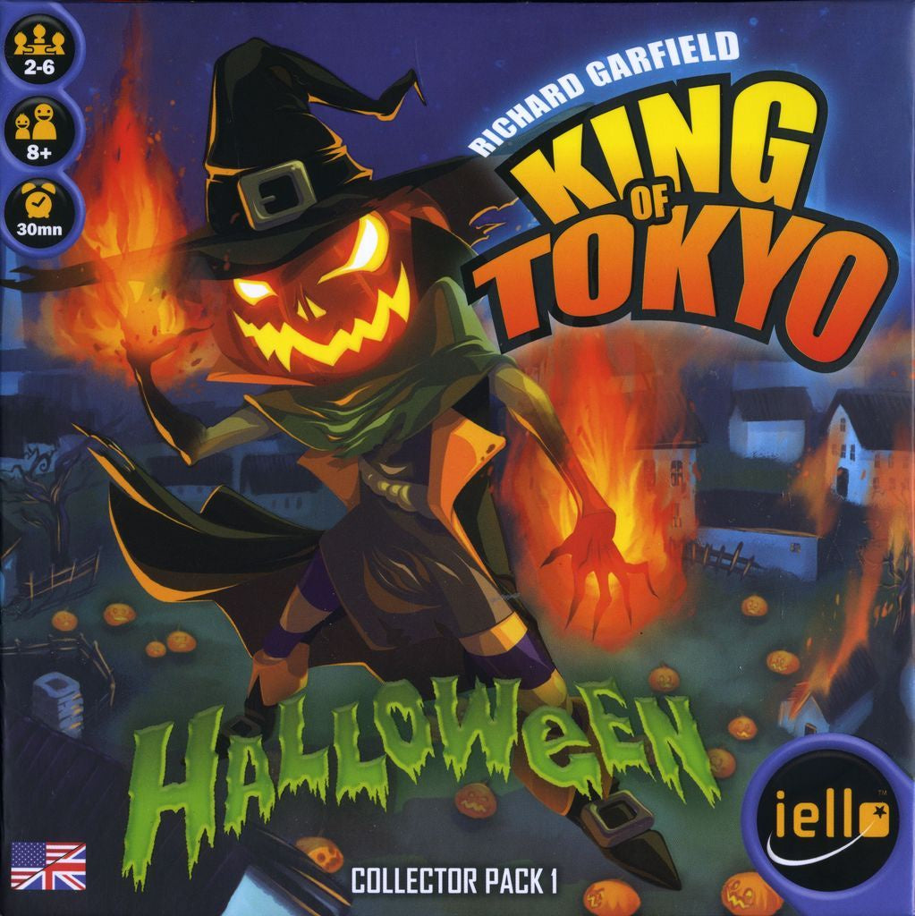 King of Tokyo - The Halloween Monster Pack