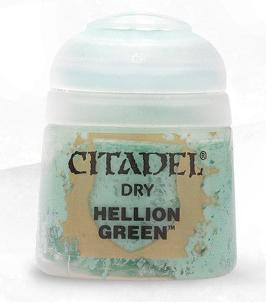 Citadel: Dry Paints, Hellion Green