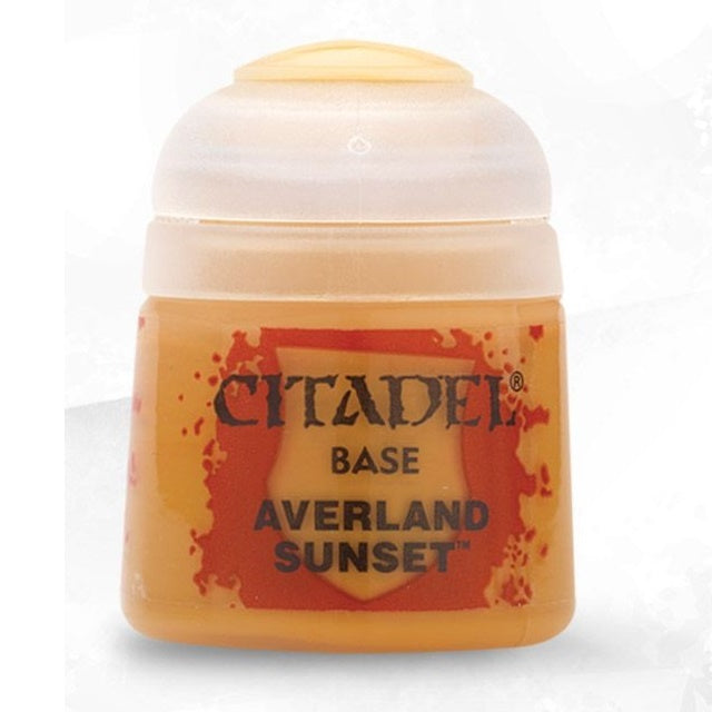 Citadel: Base Paints, Averland Sunset