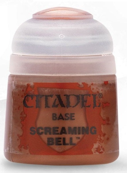 Citadel: Base Paints, Screaming Bell