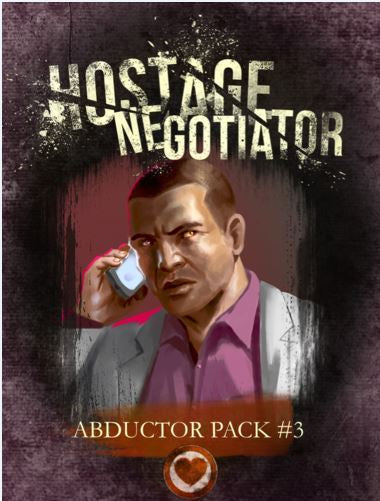 Hostage Negotiator - Abductor Pack 3