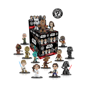 FUNKO MM: Star Wars (Vinyl Fig.)