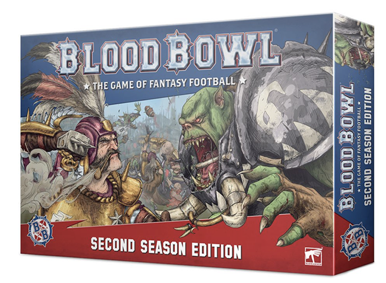Blood Bowl (2nd Season Ed.)