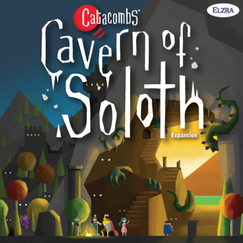 Catacombs - Cavern of Soloth