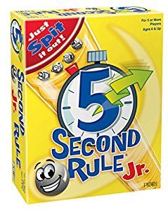 5 Second Rule: Junior
