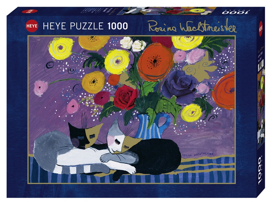 Puzzle HY: Sleep Well! (1000 Pieces)