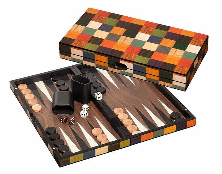 Backgammon: Philos - Fourni, Medium