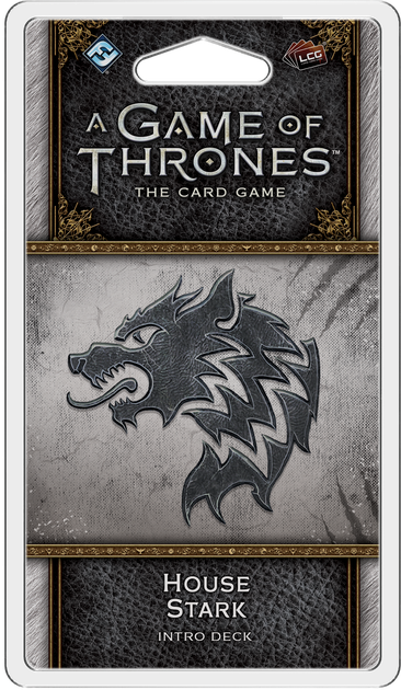 GOT: LCG (2nd Ed) - Pack 36: House Stark Deck